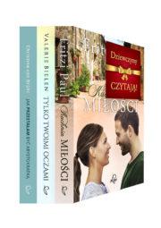 Pakiet Dziewczyny czytają: Tylko twoimi oczami, Kuchnia miłości, Jak przestałam być arystokratką