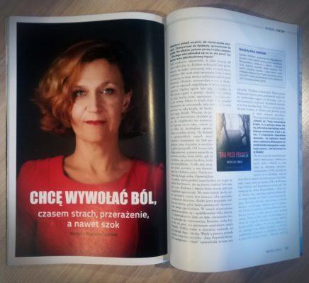 Wywiad z Magdaleną Zimniak-Pocisk