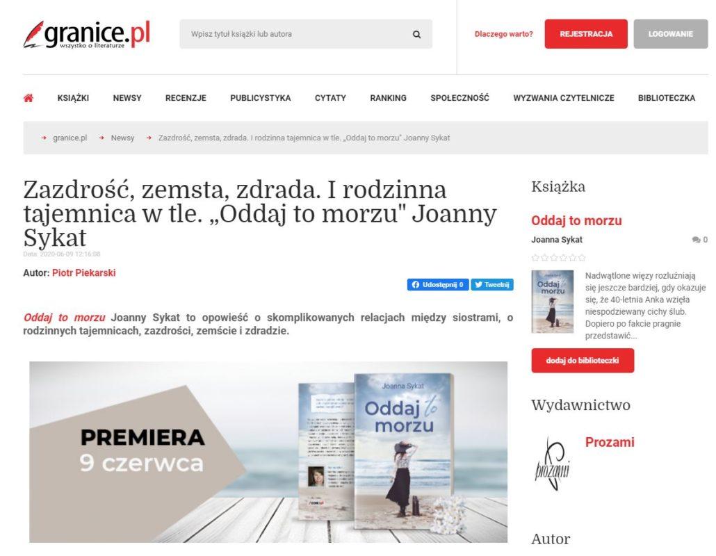 Granice.pl