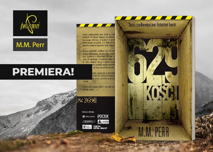 629 kości - M.M. Perr