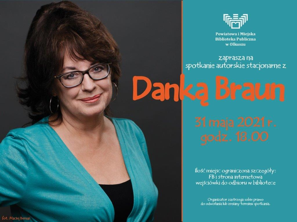 spotkanie autorskie - Danka Braun